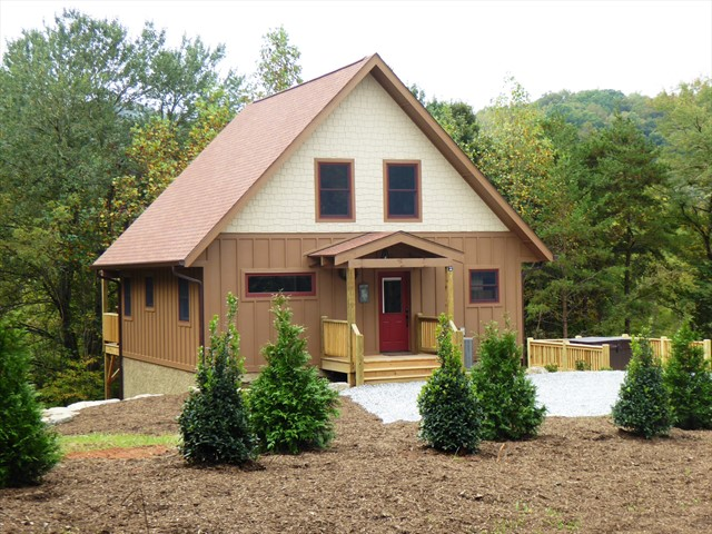 Charmant Fox Ridge Cabin Is Brand New And Ready For You To Enjoy !!